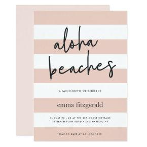 Aloha Beaches | Weekend Getaway