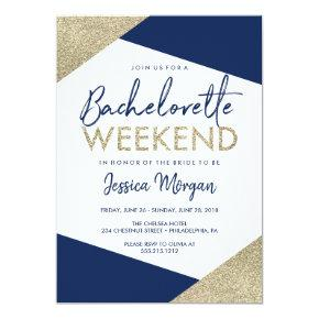 Weekend Itinerary Navy