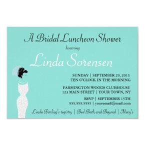 BRIDE CO Personalize Bridal Luncheon Shower Party