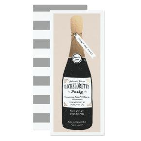 Bubbly Engagement Party Invite