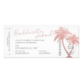 Destination  Palm Boarding Pass