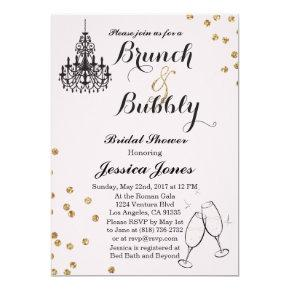 Elegant Brunch & Bubbly Bridal Shower