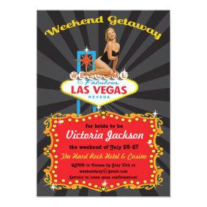 Las Vegas Weekend Getaway Party