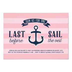 Last Sail | Nautical