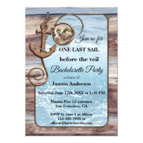 Rustic Nautical  Sailing