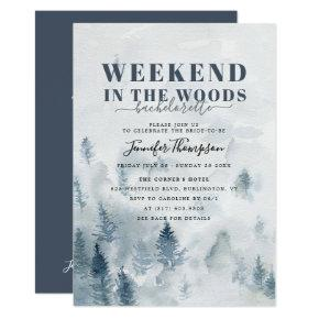 Rustic Woods Cabin  Weekend Itinerary