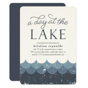 Vintage Waves | Day at the Lake